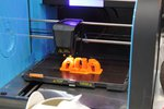 04: 3D printer bij Farnell/element14 stand