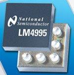 LM4995 audio versterker van National