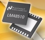 De LM48510 van National Semiconductor