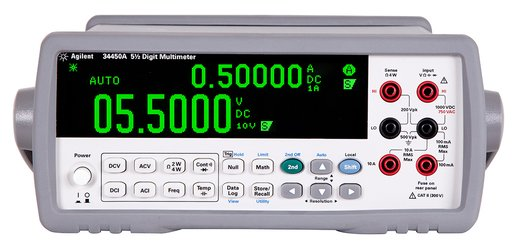 Agilent 34450A multimeter